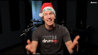 Little Drummer Boy - Christmas Drum Play-Along