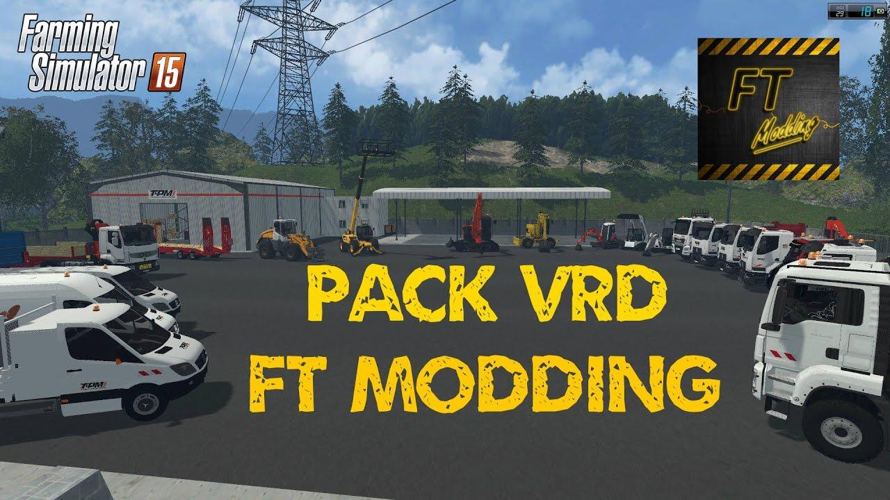pack vrd fs15