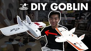 Diy Flying Wing For Less Than $50