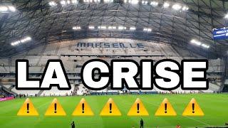 OM 1-1 STRASBOURG (2TAB4) : C'EST LA CRISE A L'OM ! Éliminé de coupe de la Ligue BKT