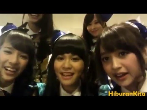 JKT48 Team J - Cool & Weird Out of Stage Performances