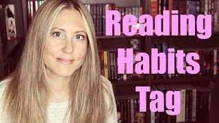 TAG   Reading Habits