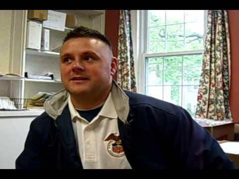 Shane Murphy, first mate of the Maersk Alabama