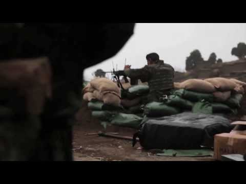 US Army Heavy Combat in Northern Afghanistan