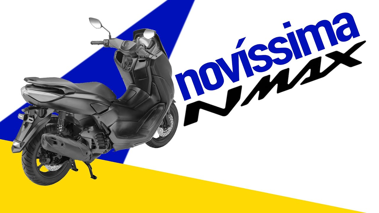 Nova Yamaha Nmax 2020 Em Fotos Inéditas Motovlog 13