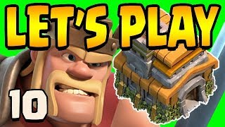 900K LOOT!  TH7 Let's Play ep10   Clash of Clans