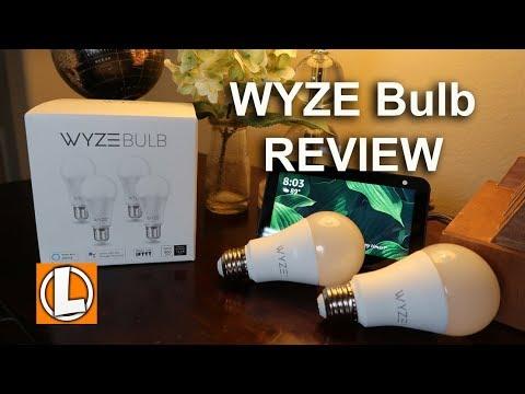 Wyze Bulb Review - Integrating With Wyze Sensors, Alexa & Google Home