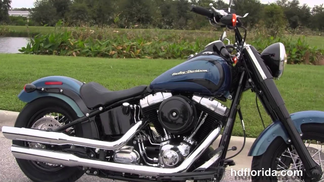 Harley Davidson Fls Softail Slim For Sale