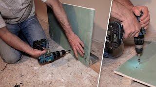 видео Многоуровневый потолок из гипсокартона с подсветкой: как сделать быстро и без проблем