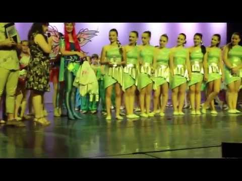 Winx Fairy Dance 3 - Premio GingerGeneration.it