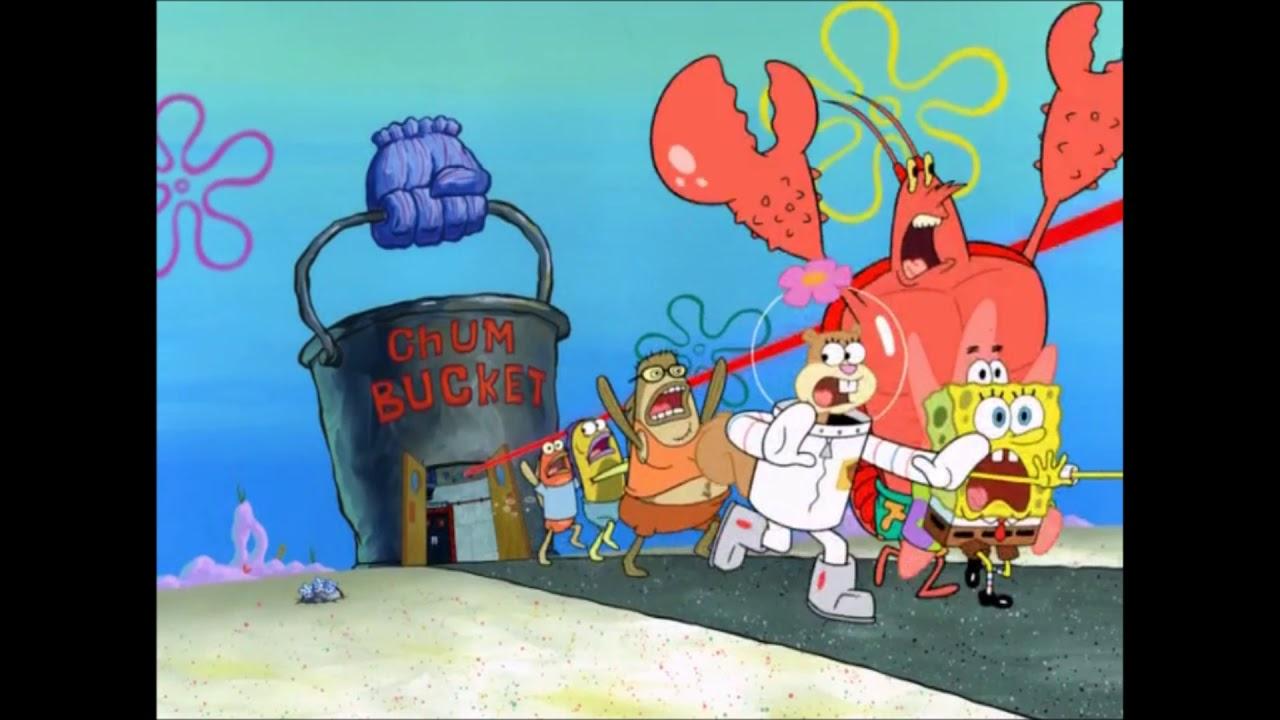 Spongebob music Slide Whistle Song