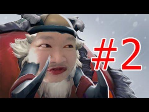 dota2 [คนเล่นหมูคนดูเซียน] ep.50 - tusk #2
