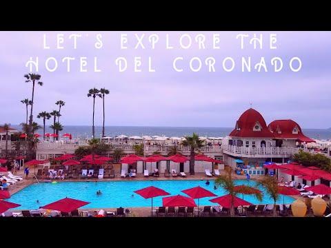 LET'S EXPLORE CORONADO | HOTEL DEL CORONADO | BEST SAN DIEGO HOTELS | THE PIERATT GROUP