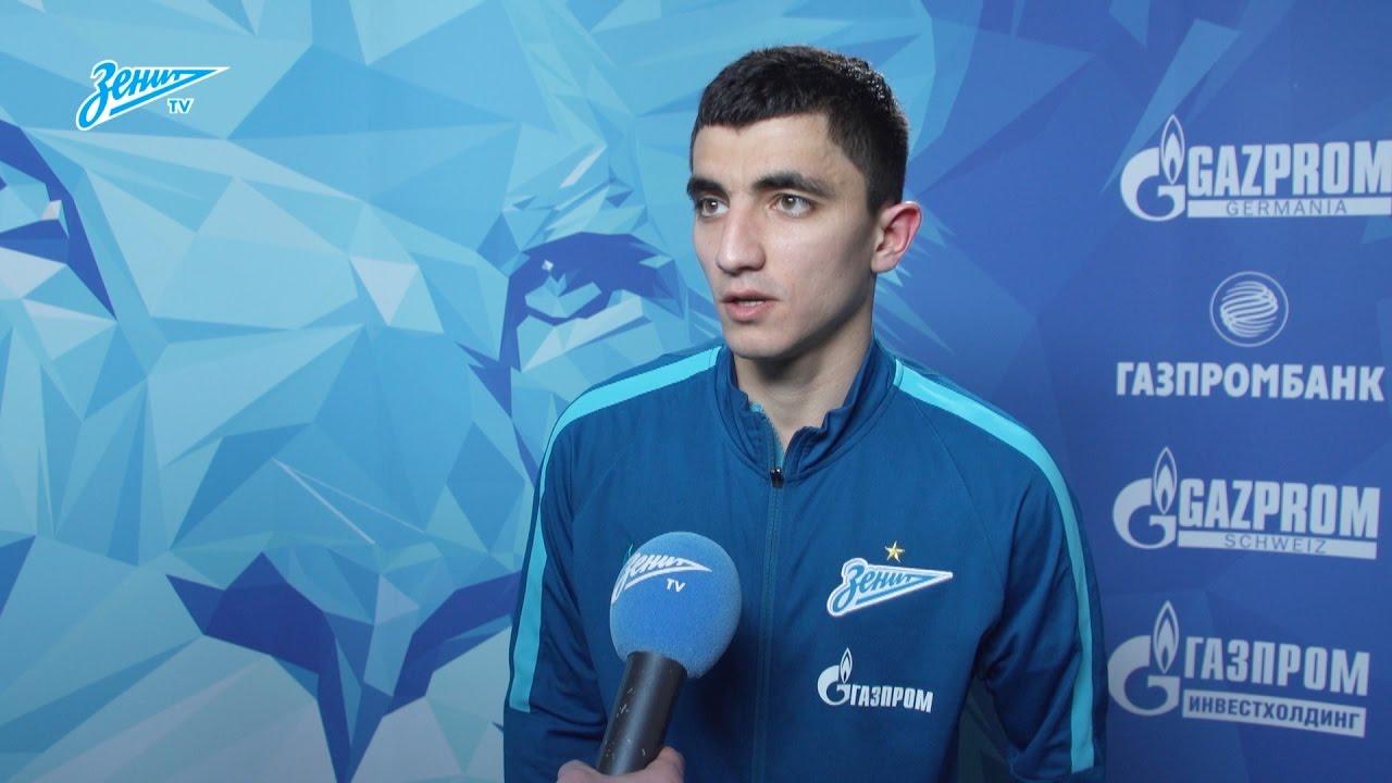 Зенит - Арсенал Тула 2:0 видео