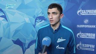 Ибрагим Цаллагов — о дебюте, игре на правом фланге обороны и поддержке «Петровского»