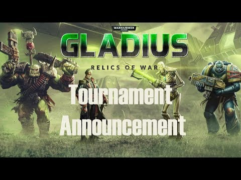 Gladius - Tournament - Announcement |