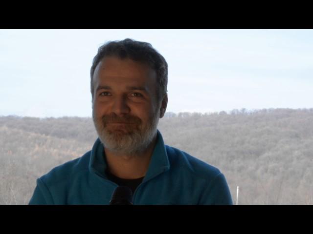 Ovidiu - retreat 40 de zile Rune Heivang