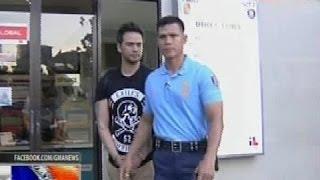 NTG: Billy Crawford, nagpalipas ng gabi sa Taguig City Police HQ