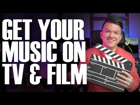 How To Get Your Music Placed In TV and Film | Music Business Shortcuts