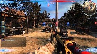 War Inc. Battlezone Gameplay Preview [HD]