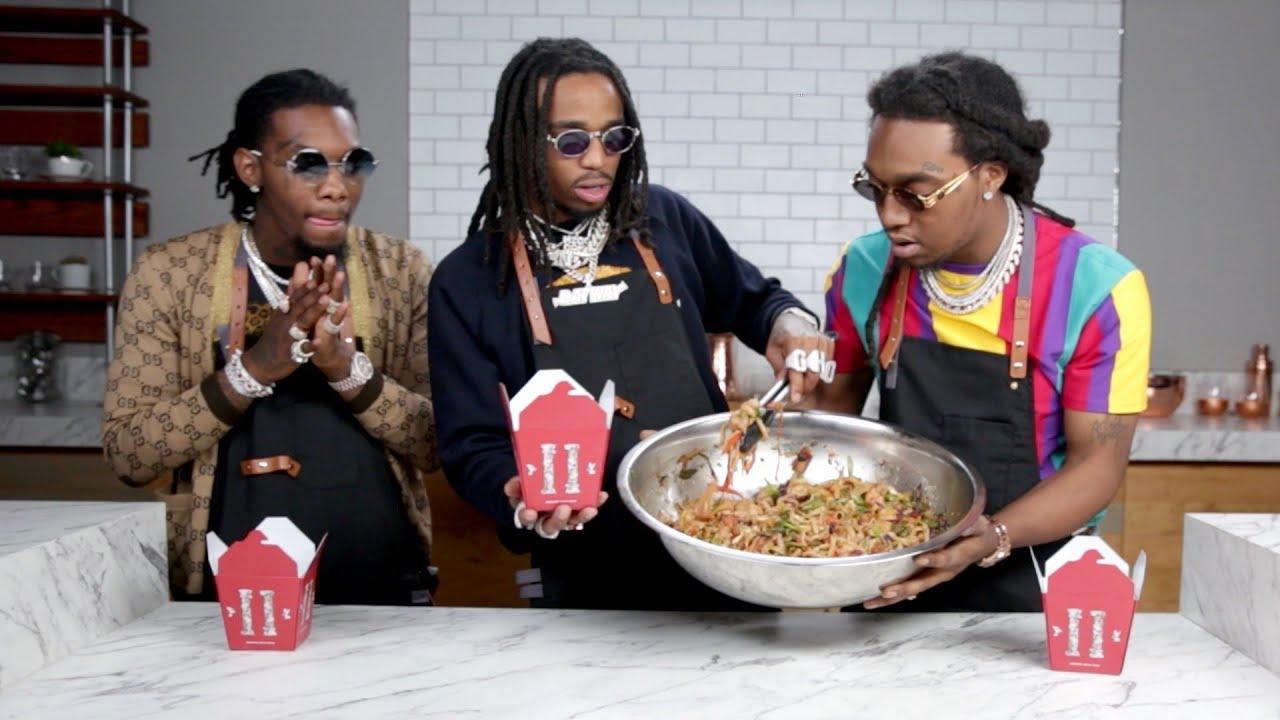 maxresdefault - X Migos Whip Up Tasty Stir Fry