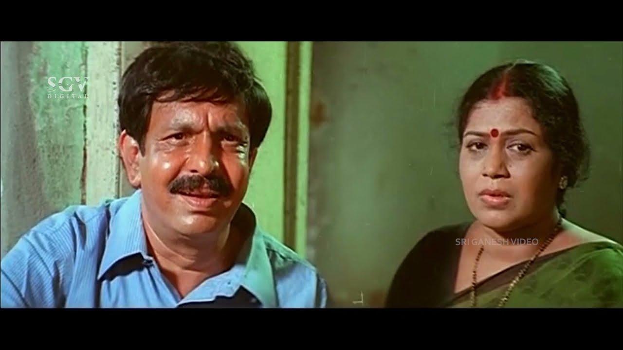 Lady Takes Revenge on Anil for Killing Lover | Obavva Kannada Movie | Part-5