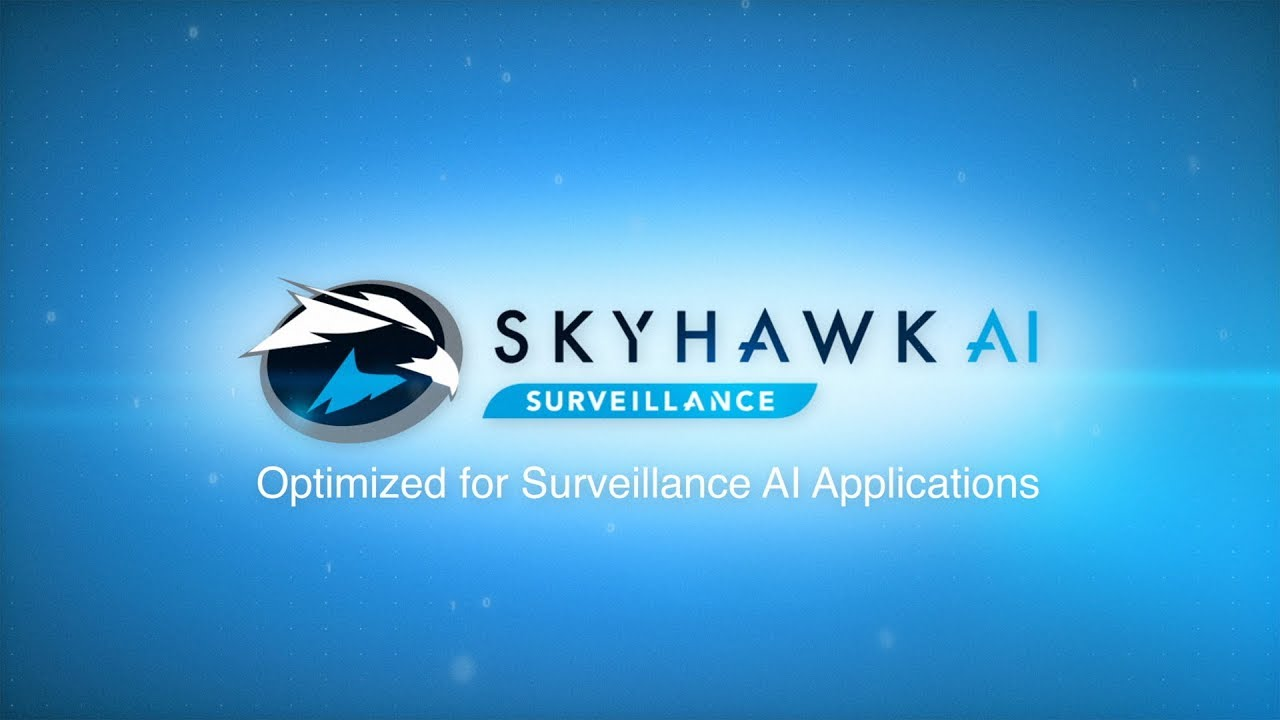 Image result for Seagate SkyHawk AI