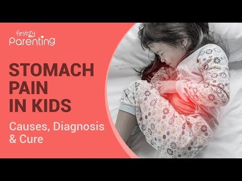Stomach Pain in Kids Causes and Remedies