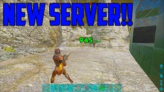 My Server Is Ready!!!! Come Join!! | ARK: Survival Evolved