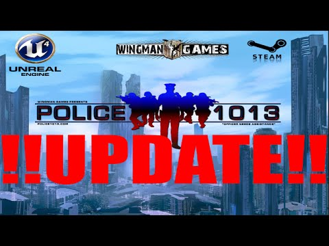 the ultimate roleplaying game police 1013 update pc xbox ps4 vr etc youtube. Black Bedroom Furniture Sets. Home Design Ideas