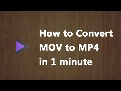 Batch MOV To MP4 Converter | How To Convert MOV To MP4 In 1 Minute [Smart Way]