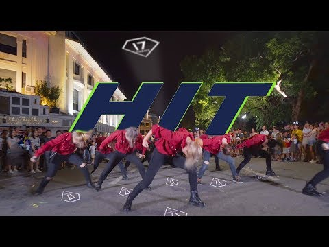 [KPOP IN PUBLIC CHALLENGE] HIT - SEVENTEEN (세븐틴) dance cover by 17CARATZ from Vietnam