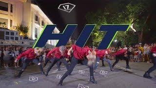 [KPOP IN PUBLIC CHALLENGE] HIT - SEVENTEEN (세븐틴) dance cover by 17CARATZ from Vietnam