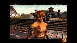 Tao Feng: Fist of the Lotus - Theme + Menu Jingles 1-4