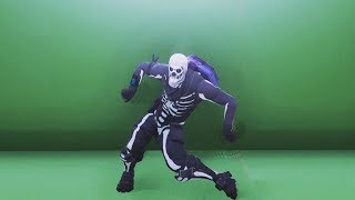 When you do too much Orange Justice in Fortnite