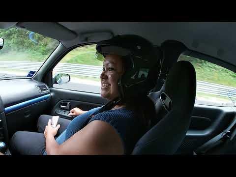 Nurburgring Clio 2 RS 09/06/19 Avec Nathalie