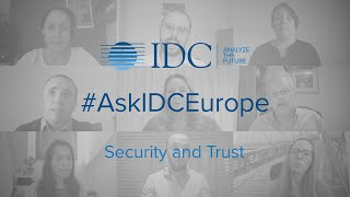 #AskIDCEurope - Security and Privacy