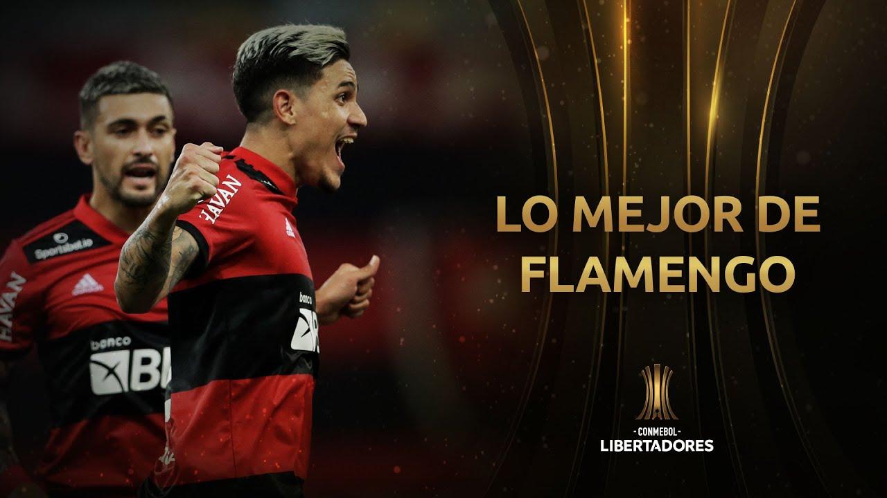 Lo MEJOR de Flamengo en la Fase de Grupos de la CONMEBOL Libertadores 2021