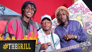 The Grill: H_Art The Band reveal their favorite Sauti Sol Member