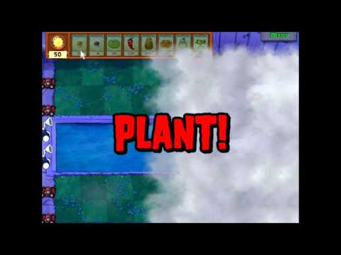 Let's Play Plants vs. Zombies! - 012 - F**k the fog of war