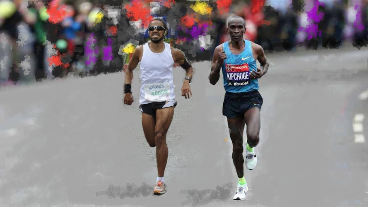 Image result for eliud kipchoge