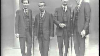 Blackwood Brothers Quartet - THAT OLD COUNTRY CHURCH.wmv