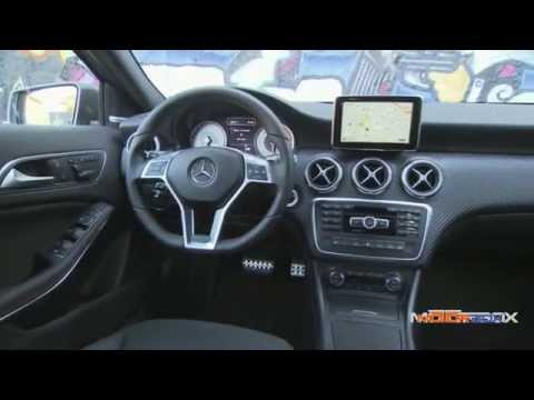 mercedes classe a 2012 la prova di motorbox youtube. Black Bedroom Furniture Sets. Home Design Ideas