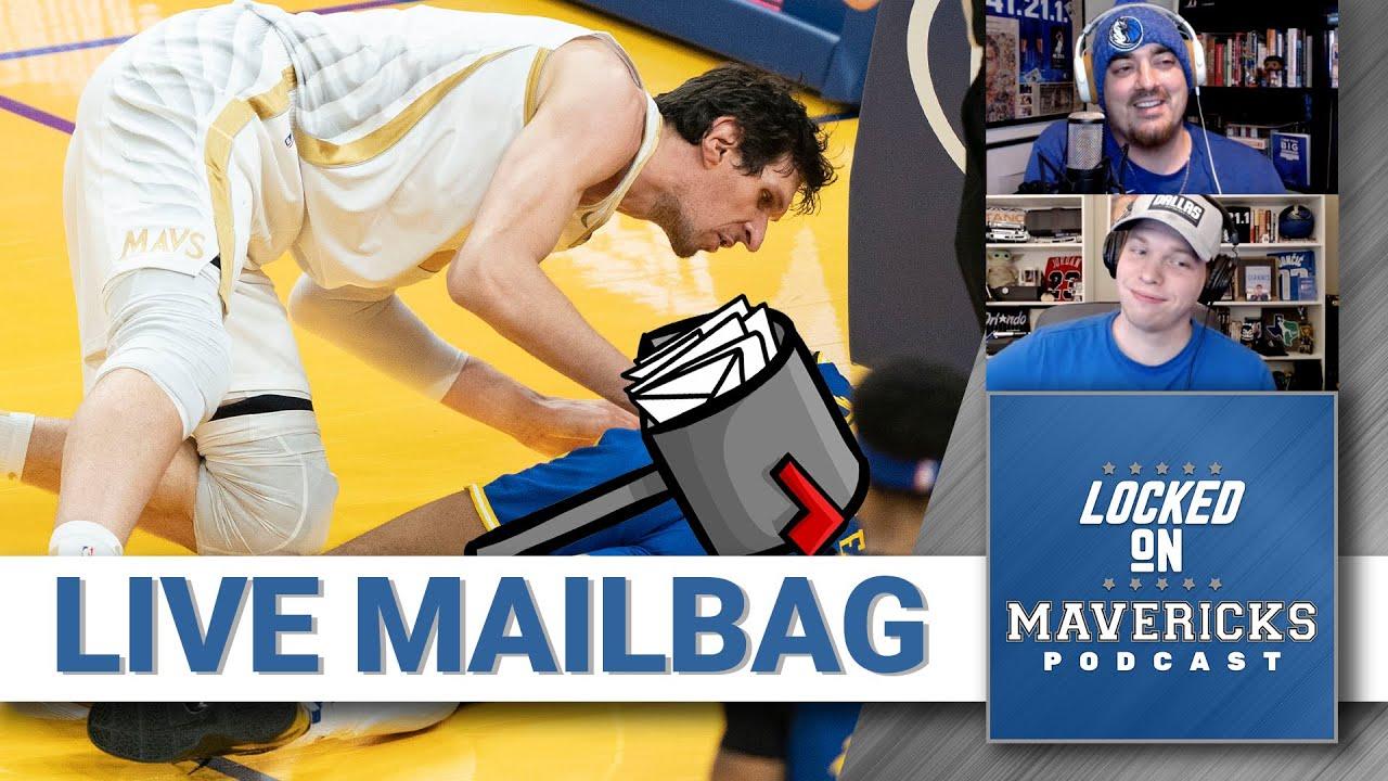 Download LIVE MAILBAG: Luka Doncic, Kristaps Porzingis, & Mavs vs Hawks