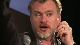 Christopher Nolan Masterclass: Festival de Cannes 2018