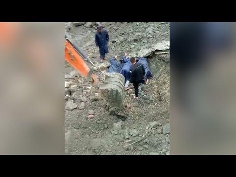 141 people missing after massive landslide in SW China