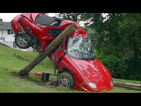 Crashing Cars And Wrecking Trucks: Best Video On YouTube