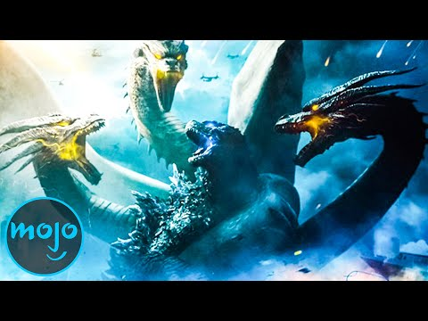 Top 10 Worst Things That Happened to Godzilla