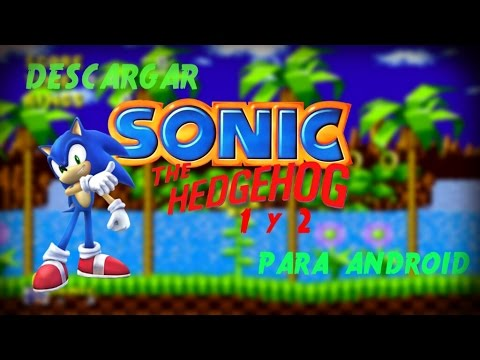 sonic cd android apk + datos sd
