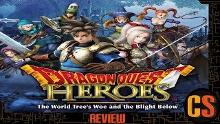 DRAGON QUEST HEROES - REVIEW (Video Game Video Review)